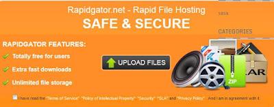 Rapidgator Premium Account Email & Password