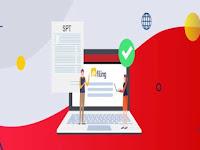 Tahapan dan Cara Lapor SPT Tahunan Badan Usaha Secara Online