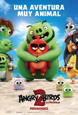 The Angry Birds 2 |2019| |DVD| |NTSC| |R1| |Latino|