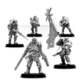 Grupo de mando Renegados del Caos