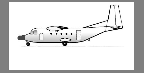 C-212-300 Aeronave ligeira de vigilância marítima (EADS-CASA)