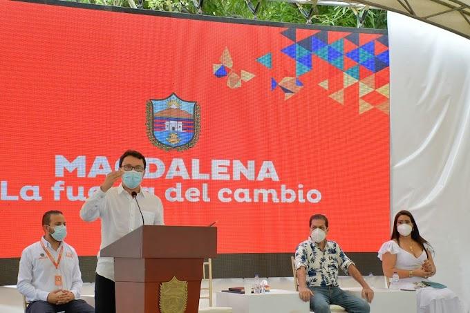 El Magdalena invirtió más de $66 mil millones para proteger a la gente contra el Covid-19