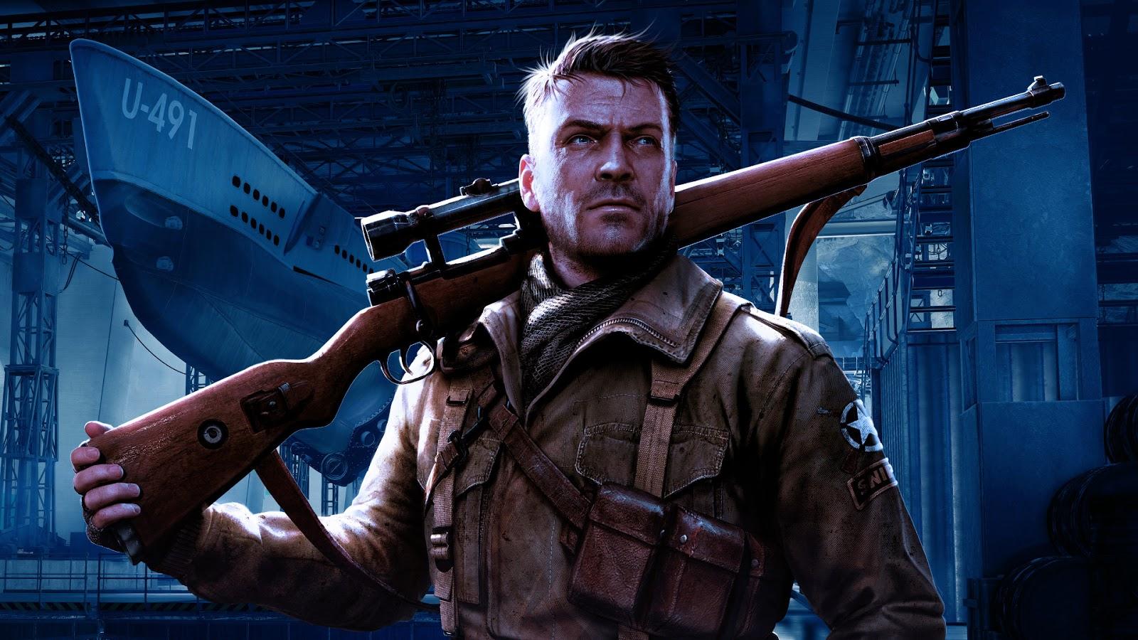 2020 Most Anticipated Games Best Kickstarters Sniper Elite Board Game