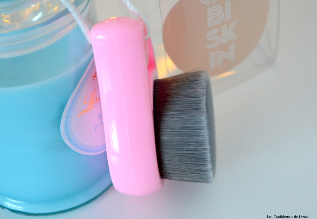 orbiskin - avis - brosse nettoyante - brosse exfoliante - pores dilates - nettoyant visage - brosse de nettoyage - peau nette
