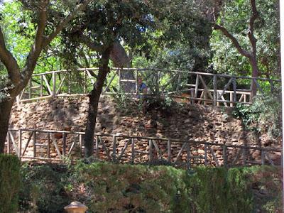 Jardin romantico del Parc del Laberint