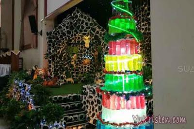 dekorasi natal gereja 3
