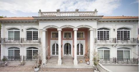 Fotografías; Estas son las casas y mansiones donde vivían los capos mexicanos