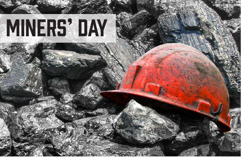 National Miners Day Wishes For Facebook