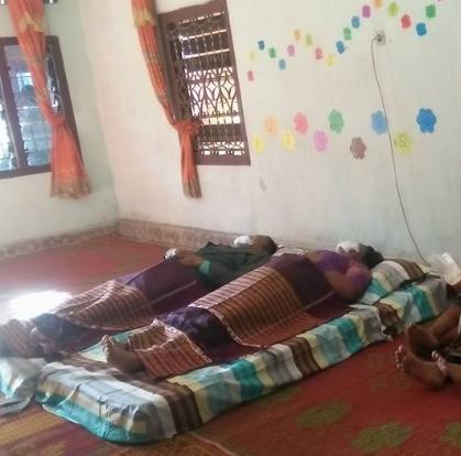 Pasutri Keluarga Sagala dan siappudannya Tewas karena Kecelakaan