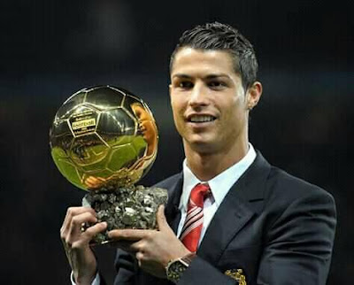 On this day, #UCL legend #Cristiano_Ronaldo won his first #Ballon #d'Or award in #2008.