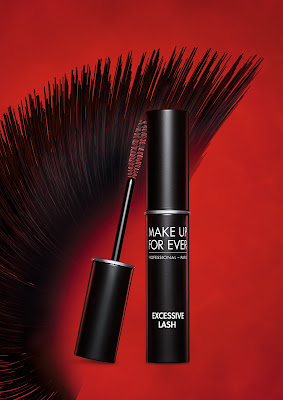 Preview: nuovo mascara Excessive Lash - Make Up For Ever