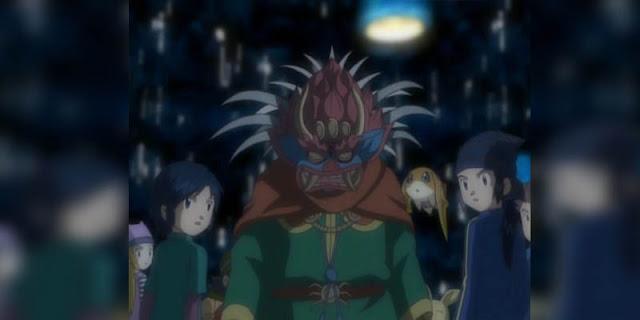 Unsur Indonesia yang terdapat pada anime Digimon Adventure