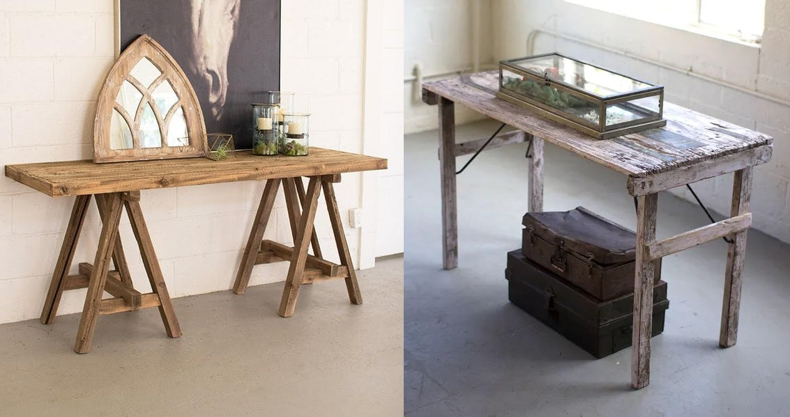 Recycled Wood Furniture - ECO FRIENDLY FURNITURE