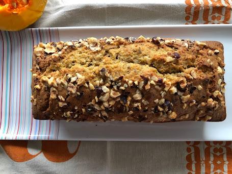 Gâteau courge butternut-tonka