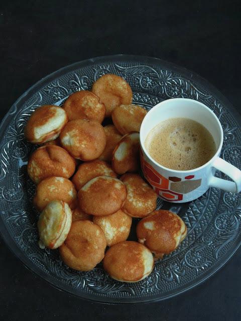 Madagascar Yeasted Pancakes