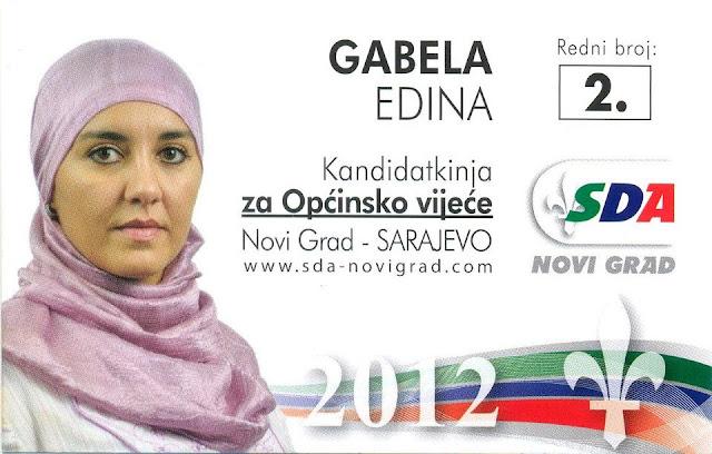 Боснийка мусульманка