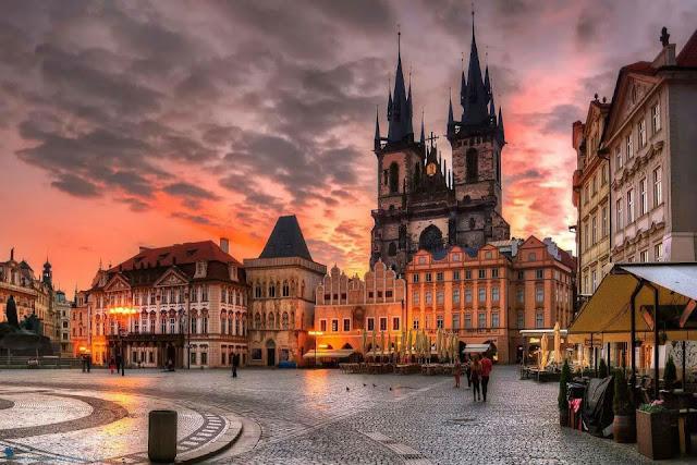 Cộng hòa Séc