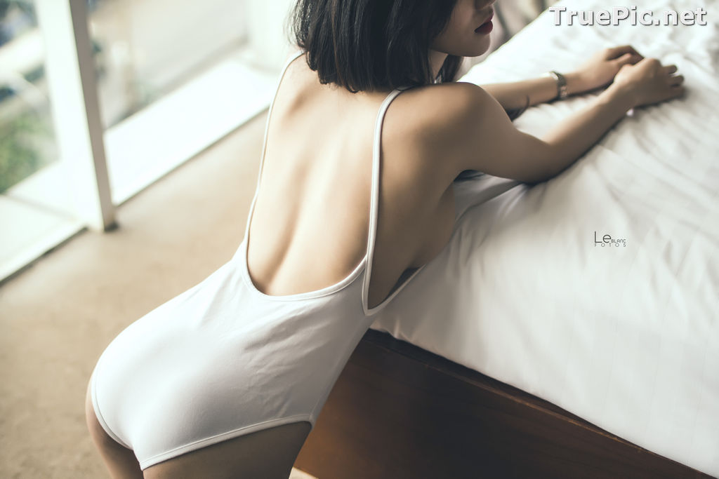 Image Vietnamese Beauties With Lingerie and Bikini – Photo by Le Blanc Studio #13 - TruePic.net - Picture-5