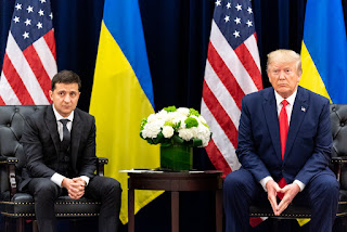 Trump ukrayna skandalı