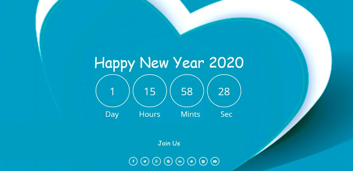 Happy New Year 2020 Download Free [Best Photo Gallery Templates 2020]