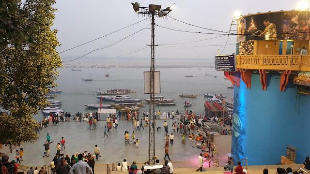 Varanasi blog picture