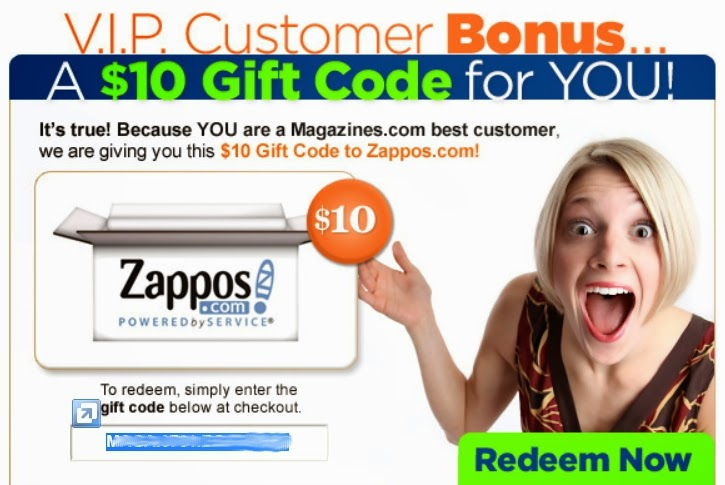 Zappos coupon code 20 off