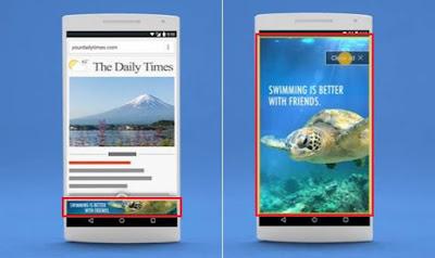Cara Memasang Page Level-Ads / Iklan Tingkat Laman di Blog