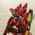 "Custom Build: MG 1/100 MSN-06S Sinanju Stein Ver. Ka ""Final Battle"""