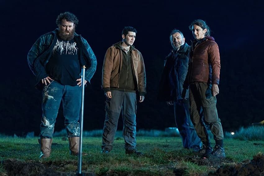 Рецензия на фильм «Парни из деревенского ада» - про ирландского вампира - 01
