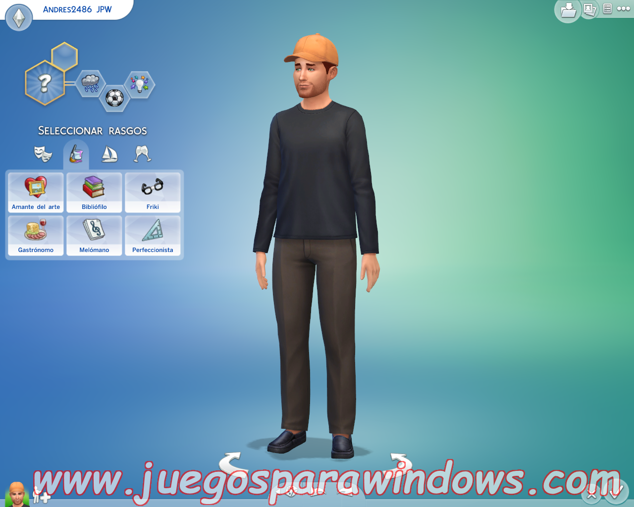 Los Sims 4 Digital Deluxe Edition ESPAÑOL PC Full + Update v1.4.83.1010 Incl DLC (RELOADED) 11
