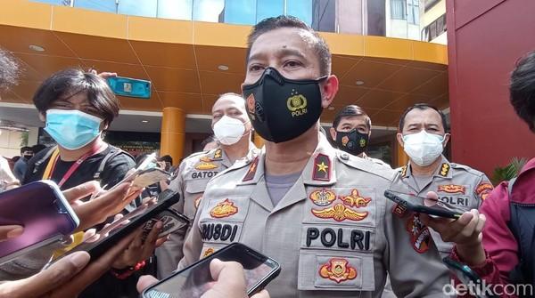 7 Terduga Ter*ris yang Ditangkap di Gorontalo Berencana Serang Markas Polisi