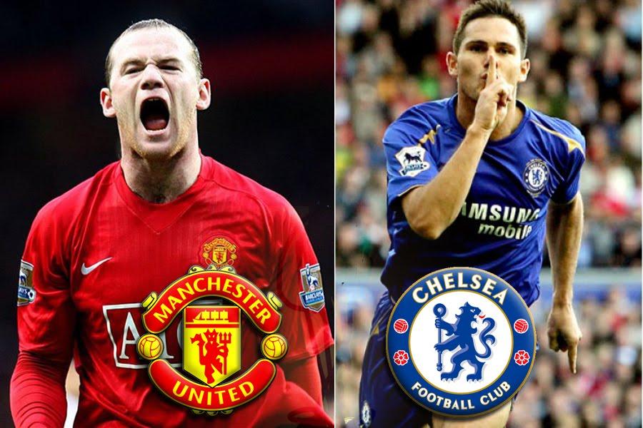 Chelsea Vs Manchester United Vs Fc Barcelona: [CHAMPIONS]Manchester United Vs. Chelsea FC