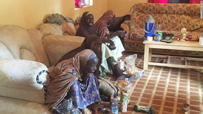 """None Of The Released 21 Chibok Girls Were Molested"" – Report Says"