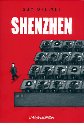 Shenzhen de Guy Delisle