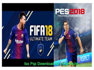 Download fifa 18 mod pes 2018 psp iso