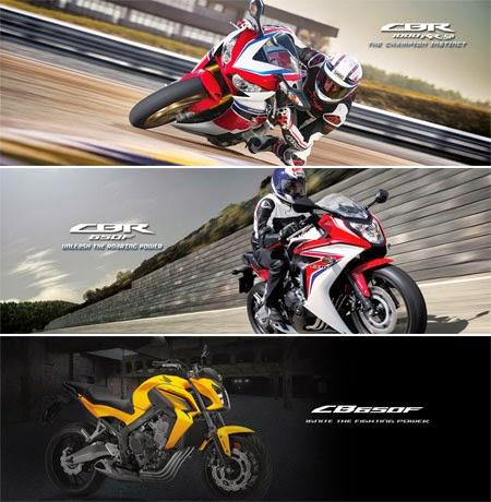moge terbaru Honda 2015