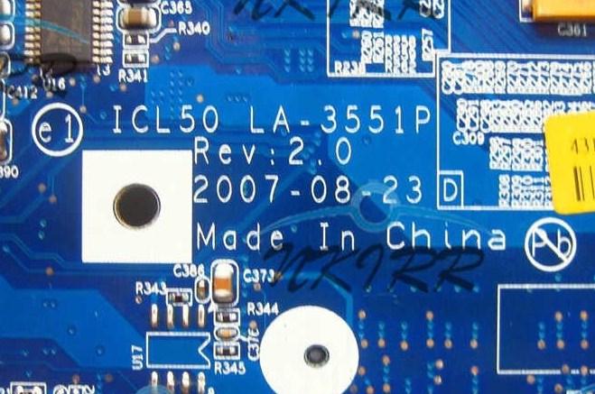LA-3551P REV 2.0 ACER ASPIRE 5315 ICL50 Bios