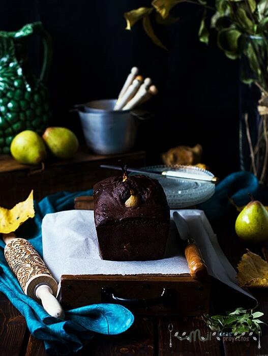 como-preparar-receta-bizcocho-chocolate-peras2