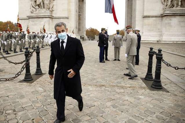 في LR ، يحلم البعض بعودة نيكولا ساركوزي