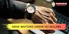 Top 5 Best Men's Watches under 100 Dollars (2020)