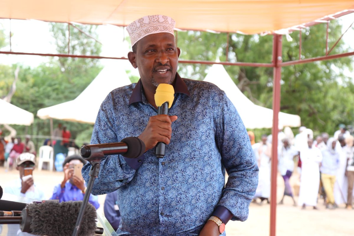 Duale's Sister Succumbs To Cancer