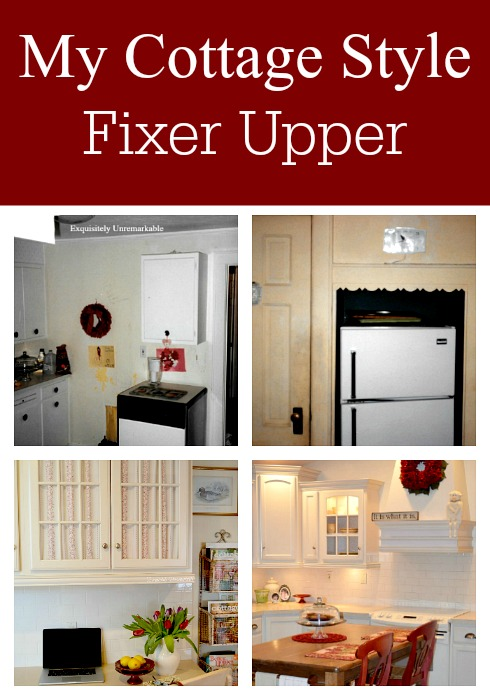 Cottage Style Fixer Upper