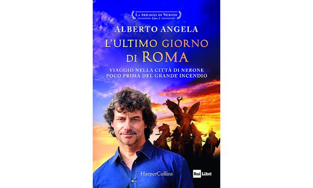 Alberto Angela l'ultimo giorno di Roma