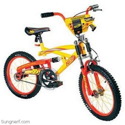 Xe đạp Nerf