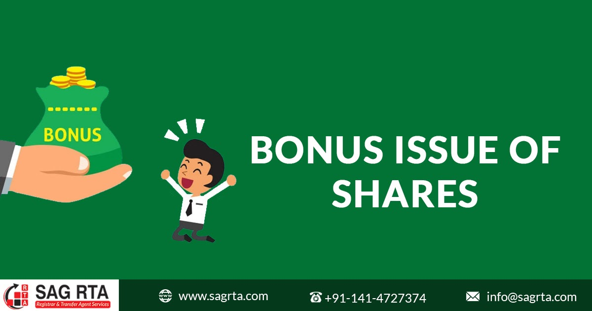 Key Benefits of Bonus Issue of Share