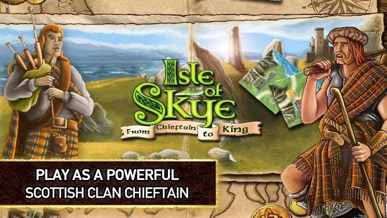 Isle of Skye: The Tactical Board Game Apk Free on Android Game Download