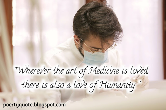 Quotes for doctors fghting against corona virus