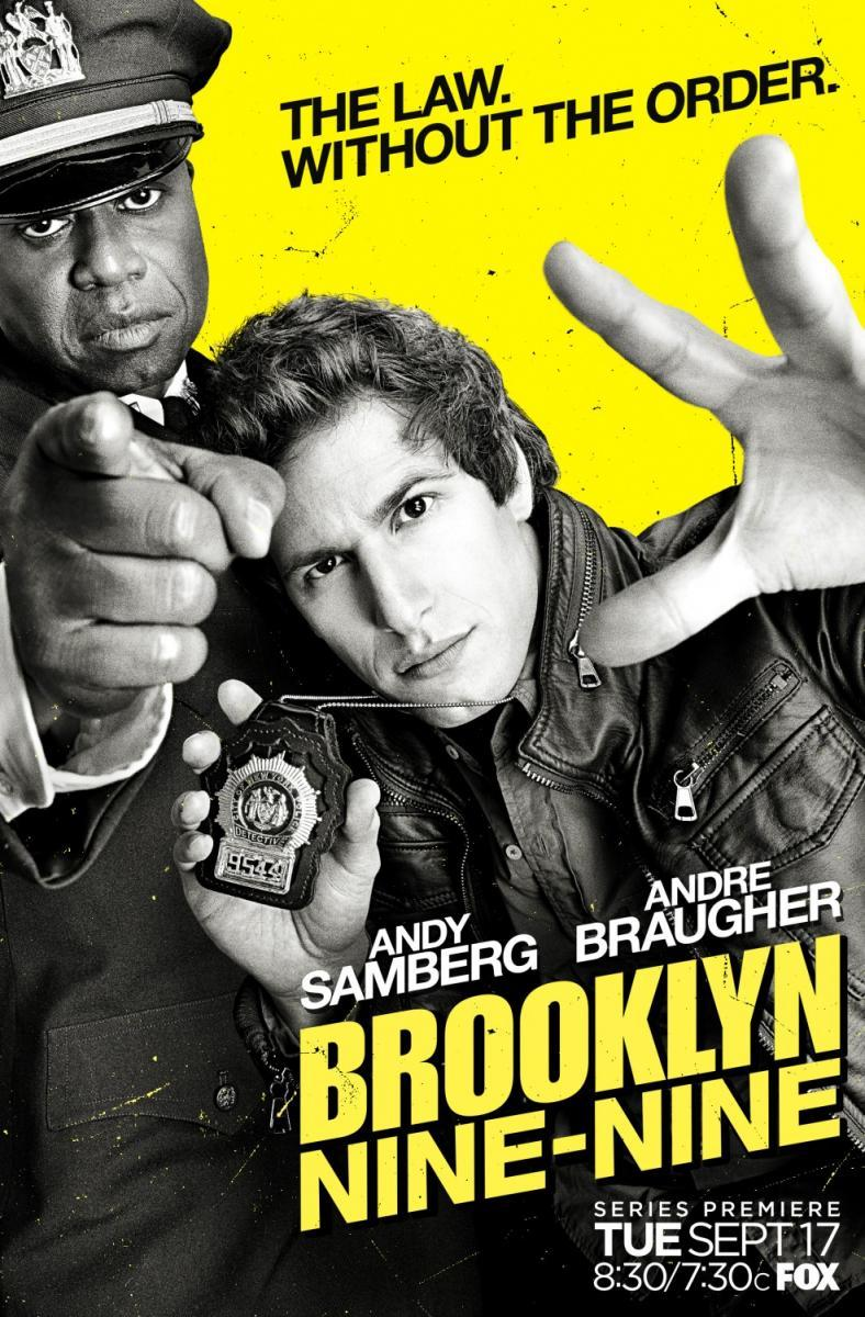 Brooklyn Nine-Nine Temporadas 1 a la 6 1080p Dual Latino/Ingles