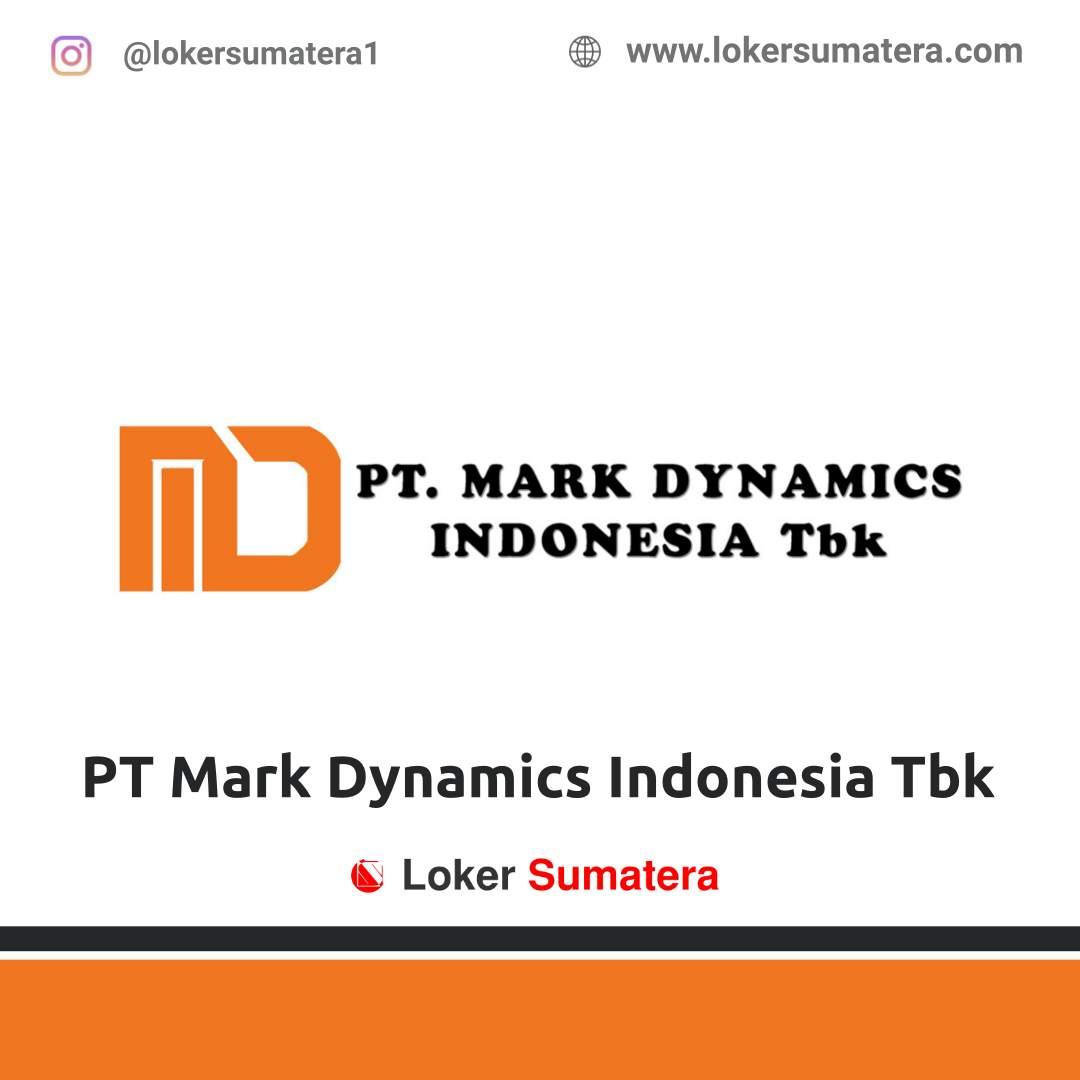 Lowongan Kerja Deli Serdang: PT Mark Dynamics Indonesia Tbk Januari 2021