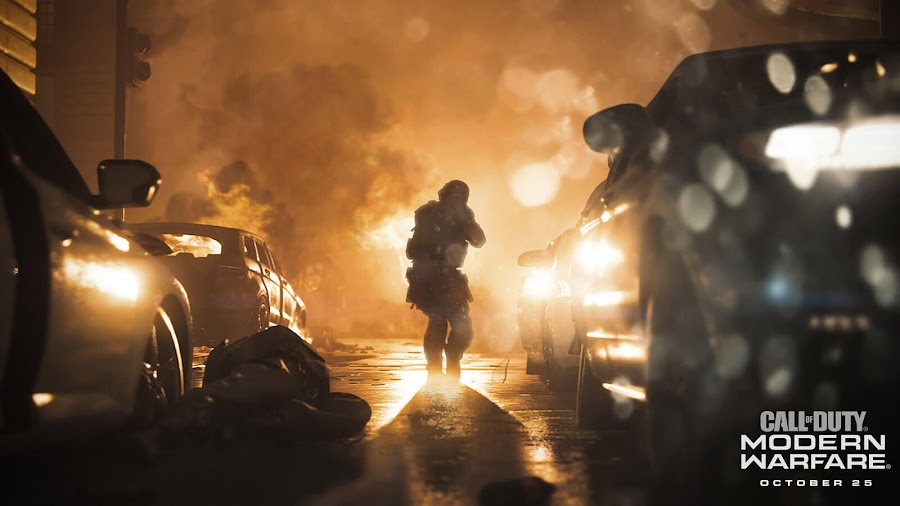 call of duty modern warfare 2019 activision infinity ward